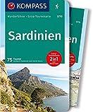 KOMPASS Wanderführer Sardinien: Wanderführer mit Extra-Tourenkarte 1:50.000 - 1:62.500, 75 Touren, GPX-Daten zum Download.