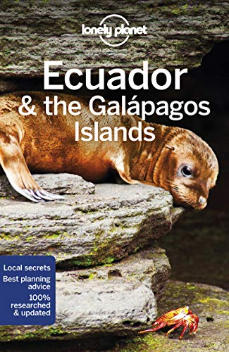 Ecuador Country Guide (Lonely Planet Travel Guide)