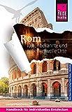 Reise Know-How Reiseführer Rom – 100 unbekannte und geheimnisvolle Orte