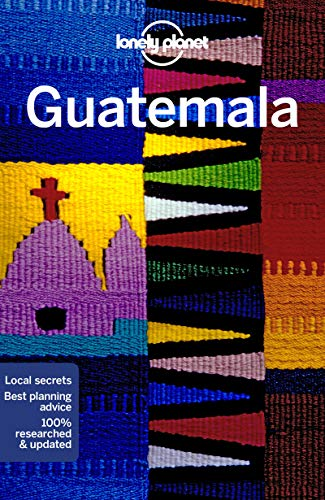 Guatemala (Lonely Planet Travel Guide)