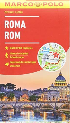 MARCO POLO Cityplan Rom (MARCO POLO Citypläne)