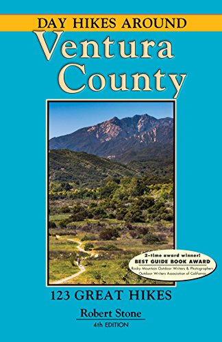 Day Hikes Around Ventura County: 123 Great Hikes (English Edition)