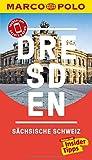 MARCO POLO Reiseführer Dresden, Sächsische Schweiz: Reisen mit Insider-Tipps. Inkl. kostenloser Touren-App und Events&News