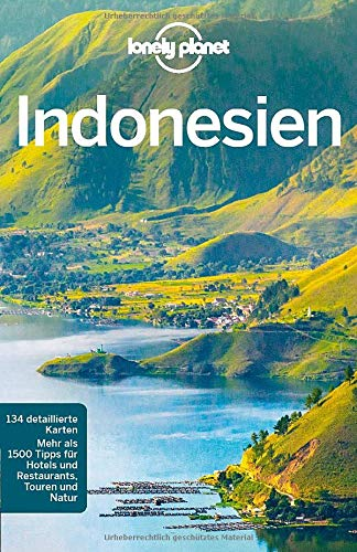 Lonely Planet Indonesien (Lonely Planet Reiseführer Deutsch)