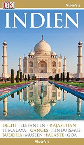 Vis-à-Vis Reiseführer Indien: mit Mini-Kochbuch zum Herausnehmen