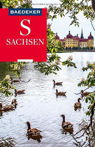 Baedeker Reiseführer Sachsen: mit praktischer Karte EASY ZIP