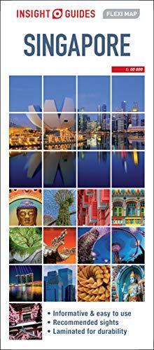 Insight Guides Flexi Map Singapore (Insight Flexi Maps)