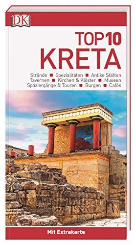Top 10 Reiseführer Kreta: mit Extra-Karte und kulinarischem Sprachführer zum Herausnehmen