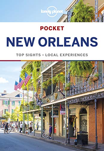 Pocket New Orleans (Lonely Planet Pocket Guide)