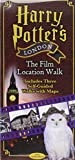 Harry Potter's London the Film Location Walk: Includes Three Self-Guided Walks with Maps