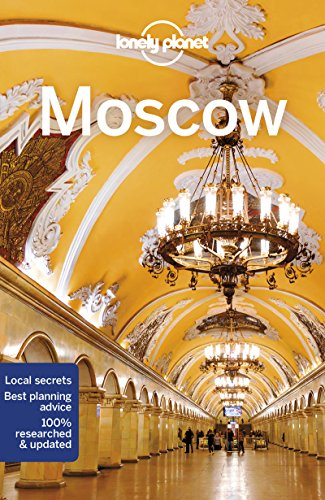 Moscow (Country Regional Guides)
