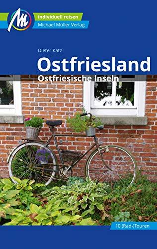 Ostfriesland Reiseführer Michael Müller Verlag: Ostfriesische Inseln (MM-Reiseführer)