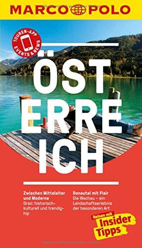 MARCO POLO Reiseführer Österreich: Reisen mit Insider-Tipps. Inkl. kostenloser Touren-App und Events&News
