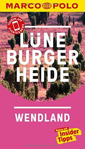 MARCO POLO Reiseführer Lüneburger Heide: Reisen mit Insider-Tipps. Inklusive kostenloser Touren-App & Events&News