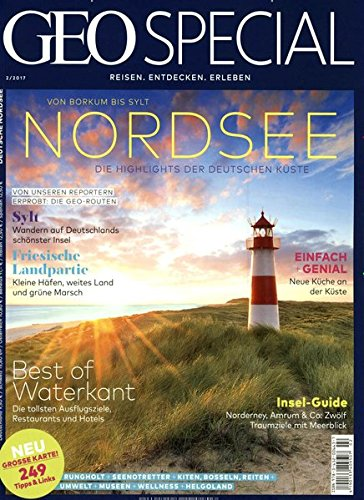 GEO Special / GEO Special 02/2017 - Nordsee
