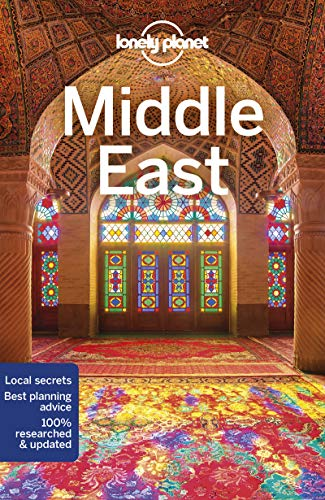 Middle East (Lonely Planet Travel Guide)