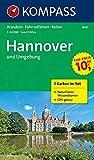 KOMPASS Wanderkarte KOMPASS Wanderkarten-Set: Hannover und Umgebung - Wanderkarten-Set mit Naturführer in der Schutzhülle. GPS-genau. - 1:50000 - WK ... in der Schutzhülle. GPS-genau. 1:50000
