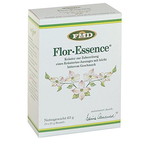 Flor Essence Kräutermischung, 3x21g   Der heilige Indianertrank   8-Kräuterteemischung aus Kanada zum selbst ansetzen   Unterstützt das Wohlbefinden