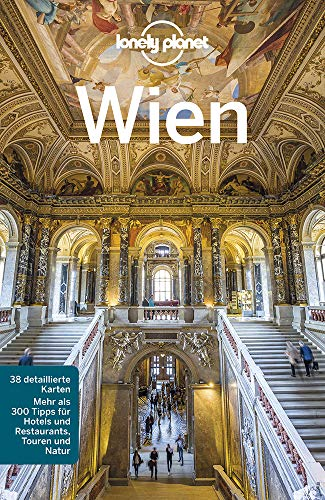 Lonely Planet Reiseführer Wien