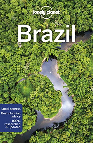 Brazil (Lonely Planet Travel Guide)